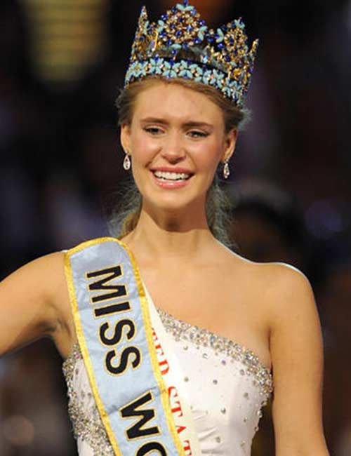 Miss World Of 2010 – Alexandria Mills