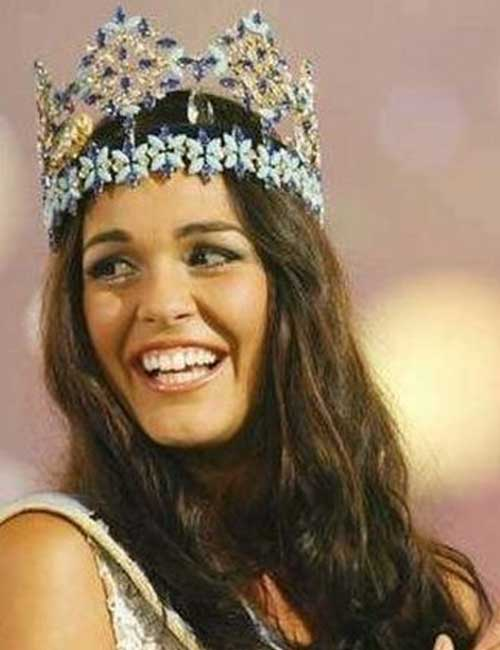 Miss World Of 2009 – Kaiane Aldorino