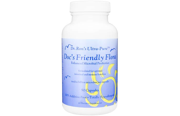 Probiotic Drinks - Doc's Friendly Flora Enhanced Microbial Liquid Probiotics