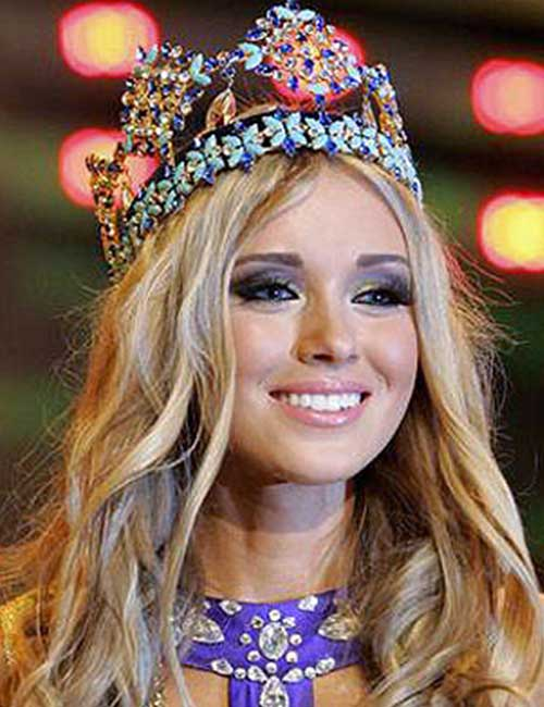 Miss World Of 2008 – Ksenia Sukhinova