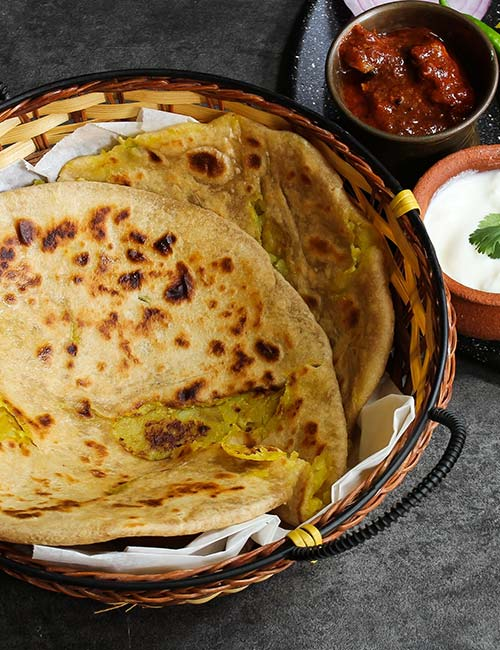 Aloo Paratha – Perfect For Showering Love