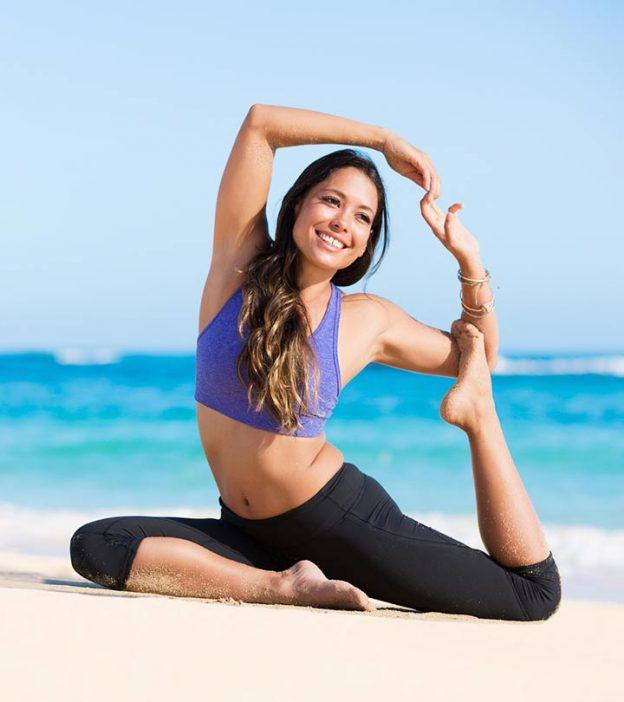 7 Amazing Benefits Of Mermaid Yoga Pose On Your Body