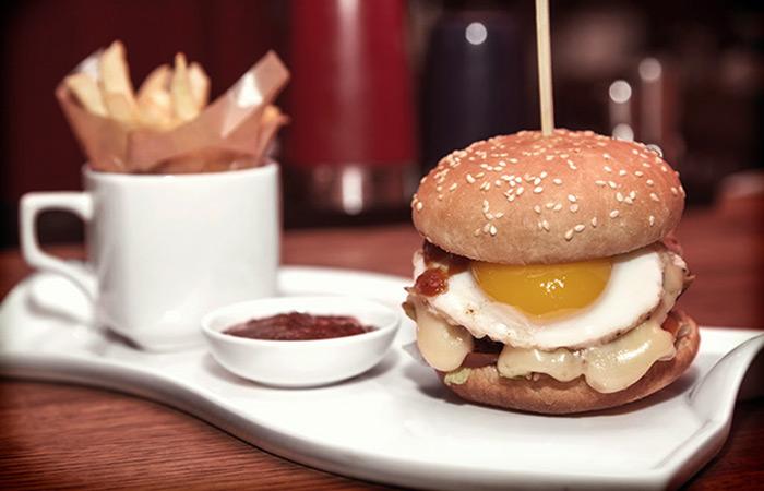 Low Calorie Lunch - Beef Sandwich