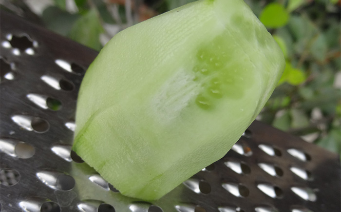 DIY Cucumber And Oil-Skin CoolingSoothing Recipe (2)