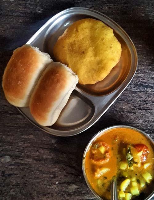 Goan Bhaji Pao