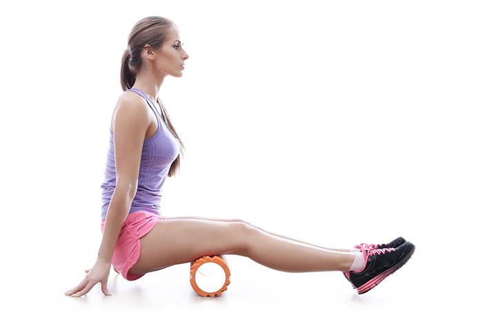 Foam Roller Exercises - Hamstrings
