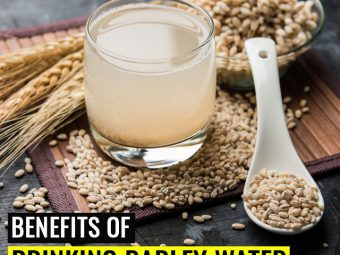 How To Make Barley Water For Weight Loss – Benefits And Recipes