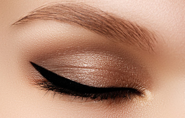 How To Apply Makeup For Brown Eyes Beauty Step