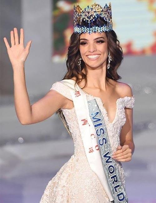 Miss World Of 2018 - Vanessa Ponce de León