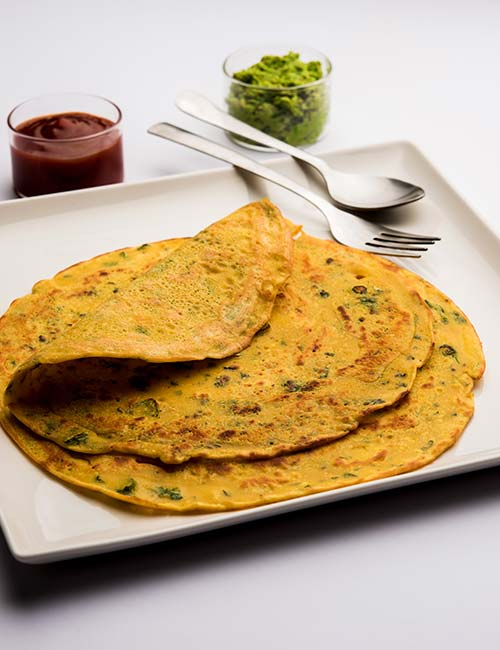Moong Daal Chilla – Perfect For Your Diet