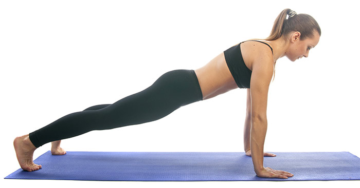 Plank Exercise - Plank