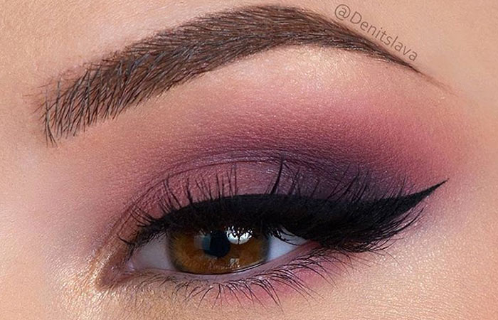Eye makeup tips for brown eyes