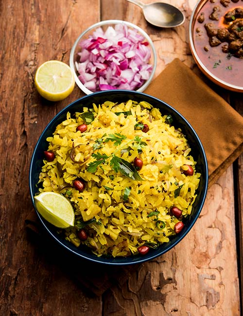 Poha – Perfect For Having Friends Over