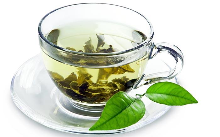 Savor Green Tea