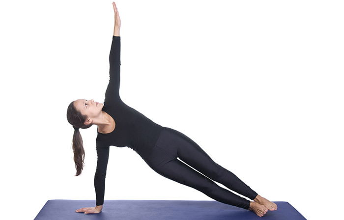 Plank Exercise - Side Plank