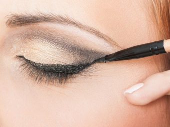 Simple-Hack-To-Prevent-Smudging-Of-Eyeliner-–-Tutorial-With-Detailed-Steps