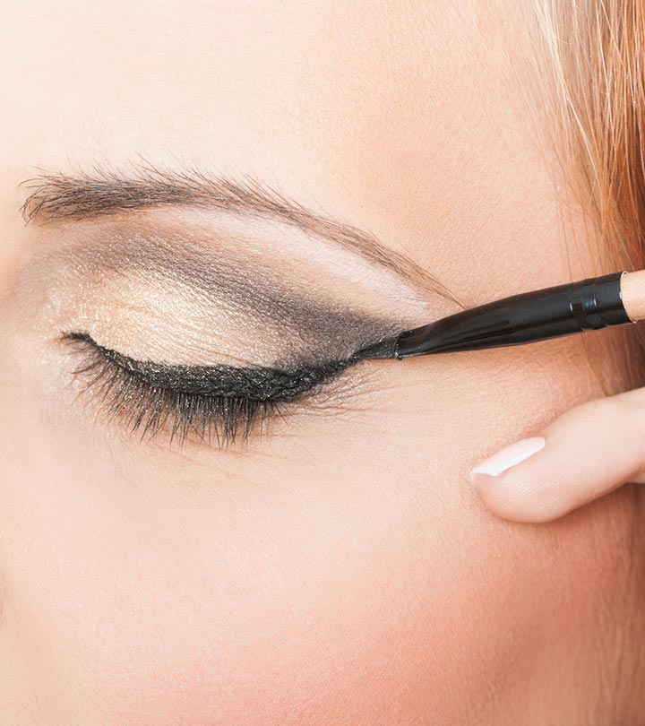 How To Prevent Eyeliner From Smudging Top 7 Tips And Tutorial