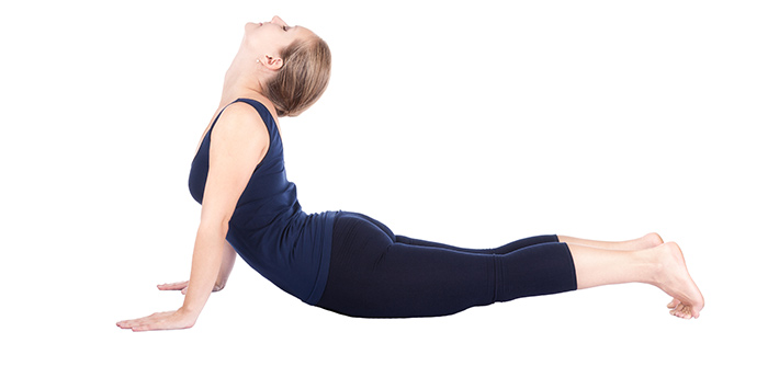 Pilates Exercises To Increase Height - Cobra Pose