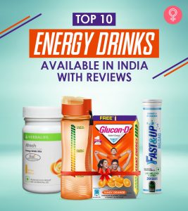 Top 10 Energy Drinks Available In India – With Reviews