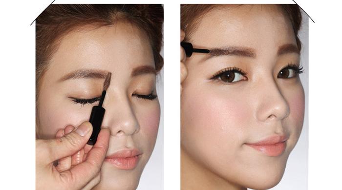 Groovy Top 10 Eyebrow Shapes For Asian Women Short Hairstyles Gunalazisus