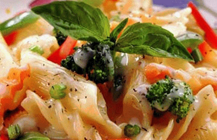 Top 25 Splendid Veg Pasta Recipes (7)
