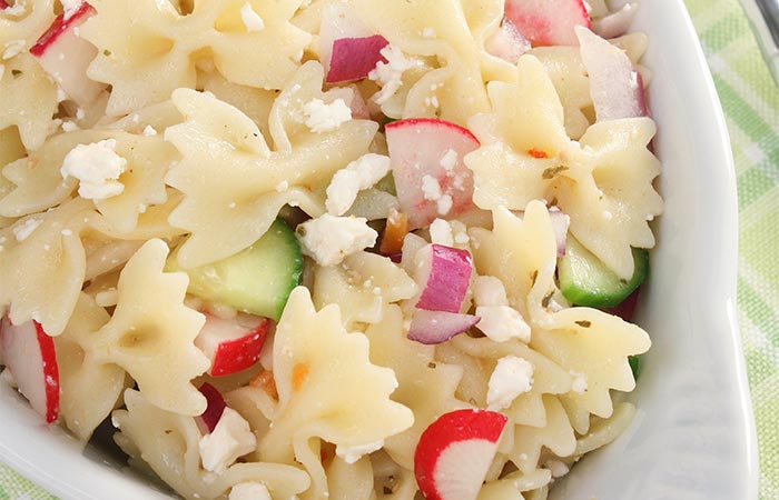 Top 25 Splendid Veg Pasta Recipes (9)