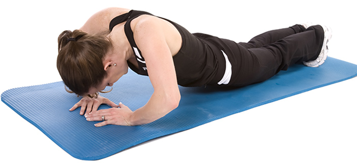 Triangle Push-Ups