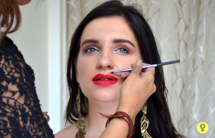 How To Get Perfect Lip Shape With Makeup? - Correct The Flaws