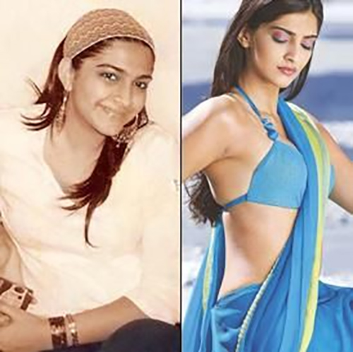 sonam kapoor's weight loss journey