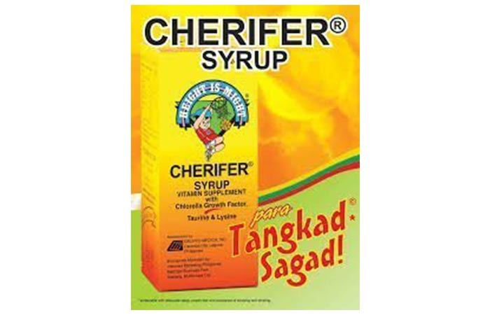 1. Cherifer Syrup
