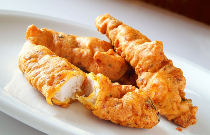 Chicken Pakora Recipe - Classic Chicken Pakora