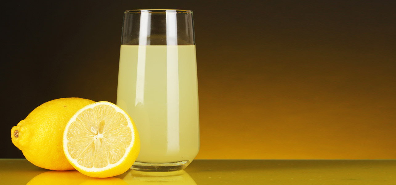 lemon juice articles