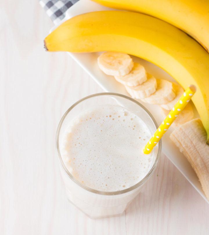 11 Amazing Benefits Of The Banana And Milk Diet