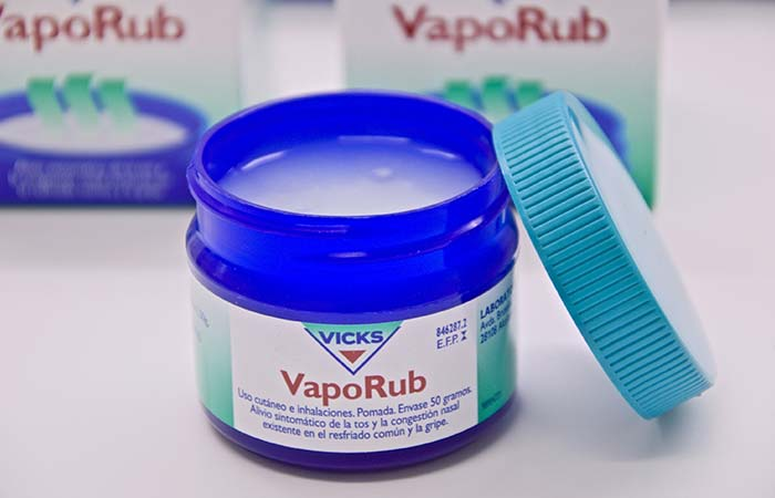 11. Vicks Vapor Rub