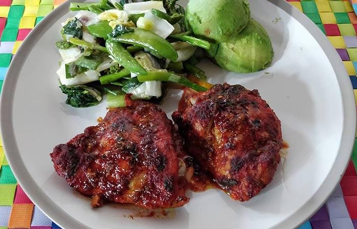 Chicken Pakora Recipes - Tandoori Chicken Pakora