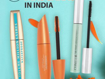 15 Best Waterproof Mascaras In India – 2020