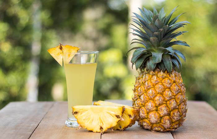 15. Pineapple Juice