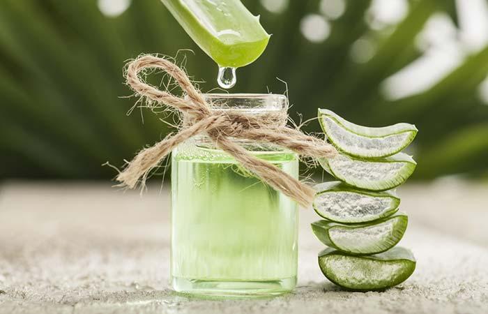 16. Aloe Vera Juice
