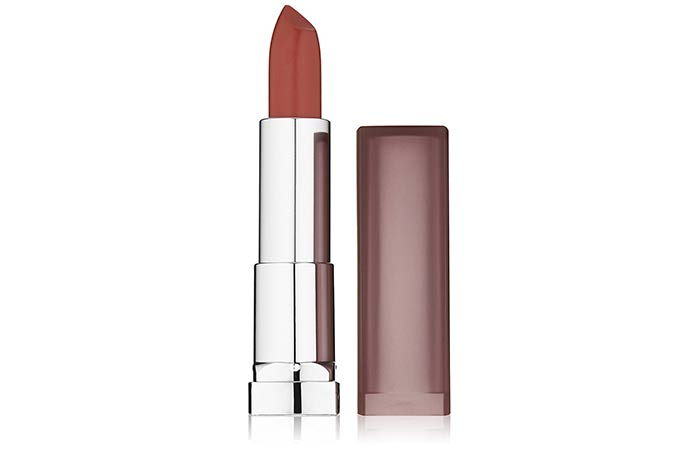 Maybelline Color Sensational Creamy Matte Lip Color – Nude Nuance