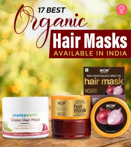 17 Best Organic Hair Masks Available In India – 2021 Update