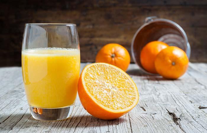 17. Orange Juice