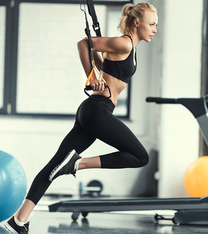 18 TRX Workouts – Full-Body Exercises For A Strong And Toned Body