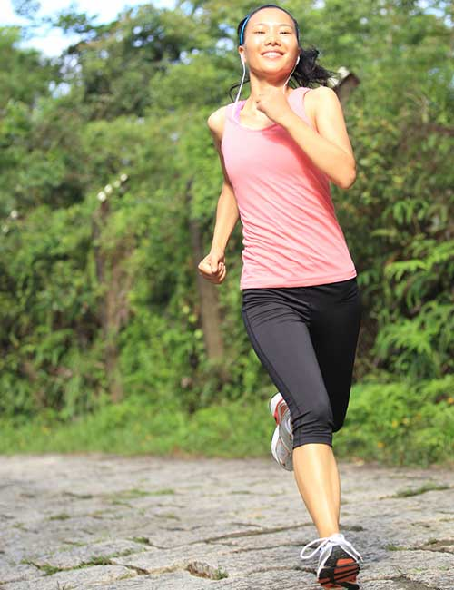 Increase Your Stamina For Running - Maintain Proper Posture