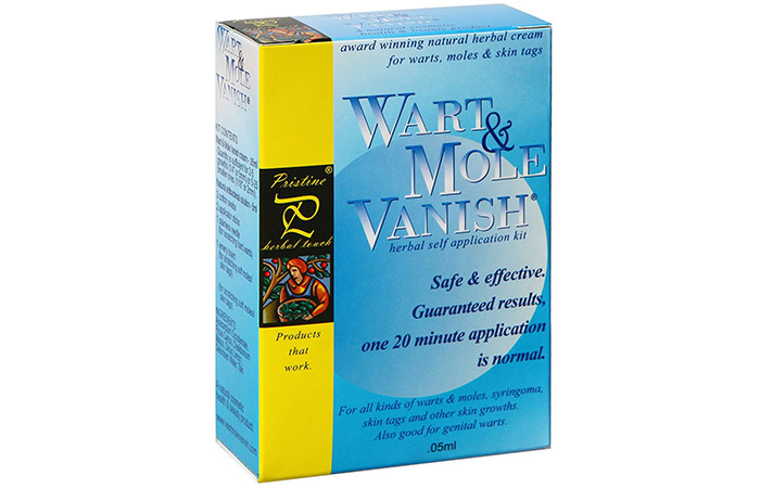 Mole Removal Creams - Wart And Mole Vanish Self Application Kit