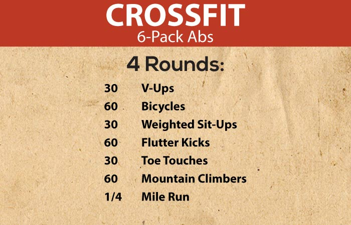 20 Effective Crossfit Workouts (4)