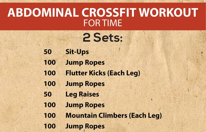20 Effective Crossfit Workouts 5 Pinit