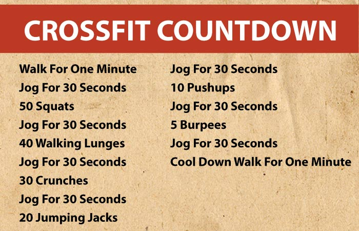20 Effective Crossfit Workouts 7 Pinit
