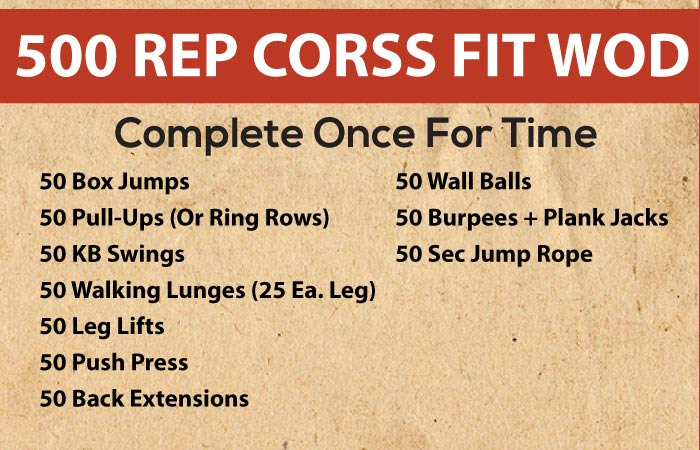 20 Effective Crossfit Workouts (8)