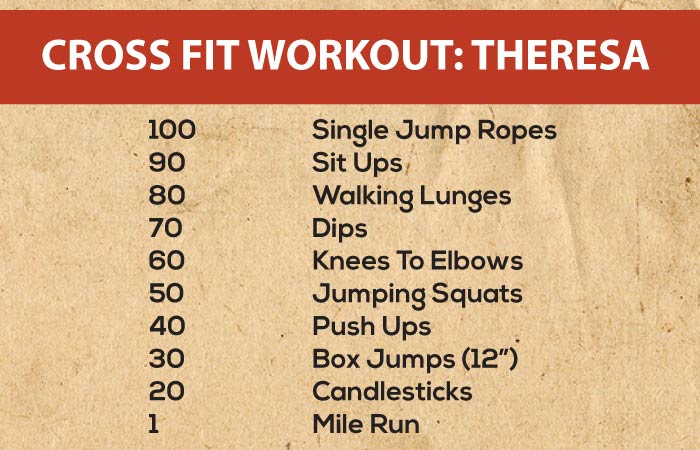 20 Effective Crossfit Workouts Pinit