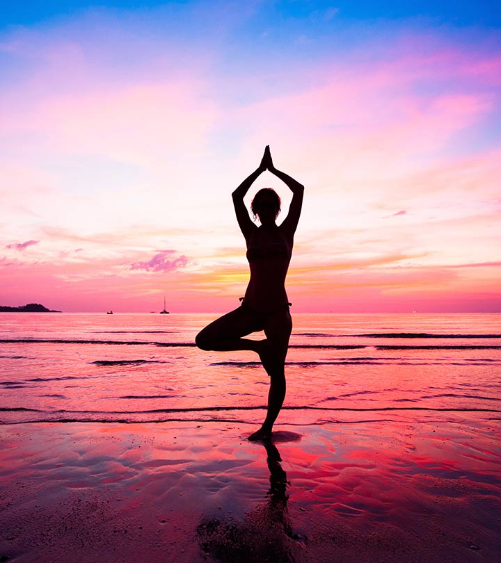 5 Effective Yoga Poses To Increase Your Stamina